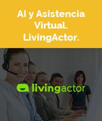 AI Y Asistencia Virtual - Living Actor