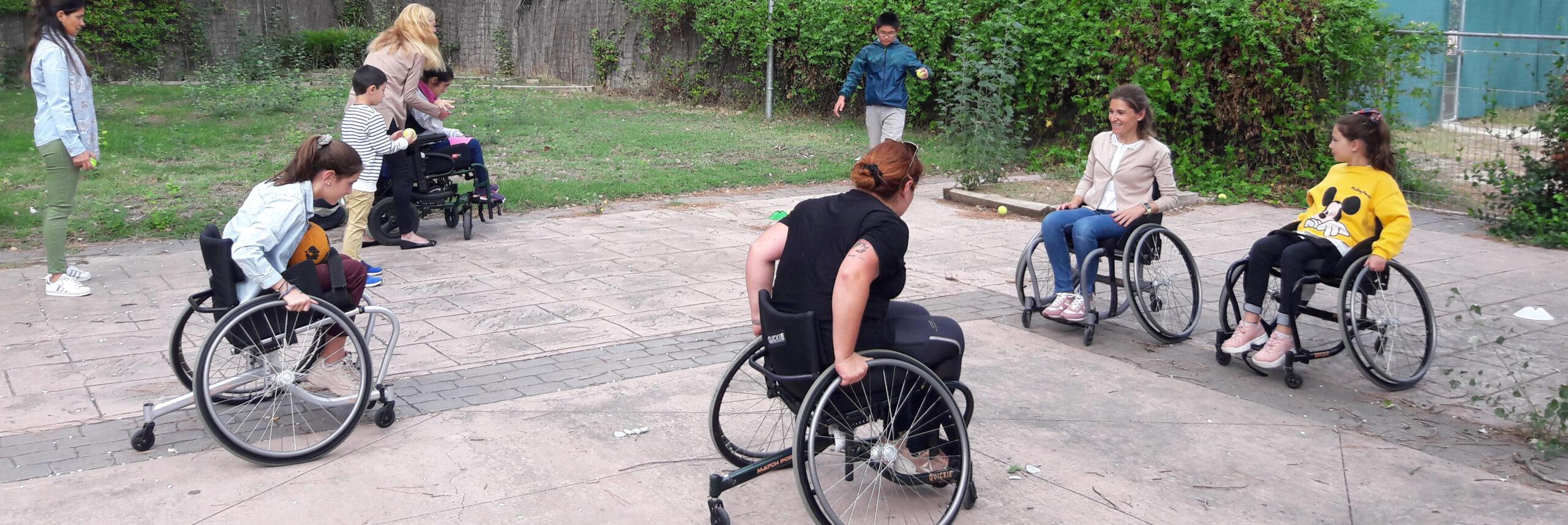 Nos unimos en valores y propósito a Fundación Deporte y Desafío, una institución referente que trabaja por la inclusividad y la integración de personas con discapacidad